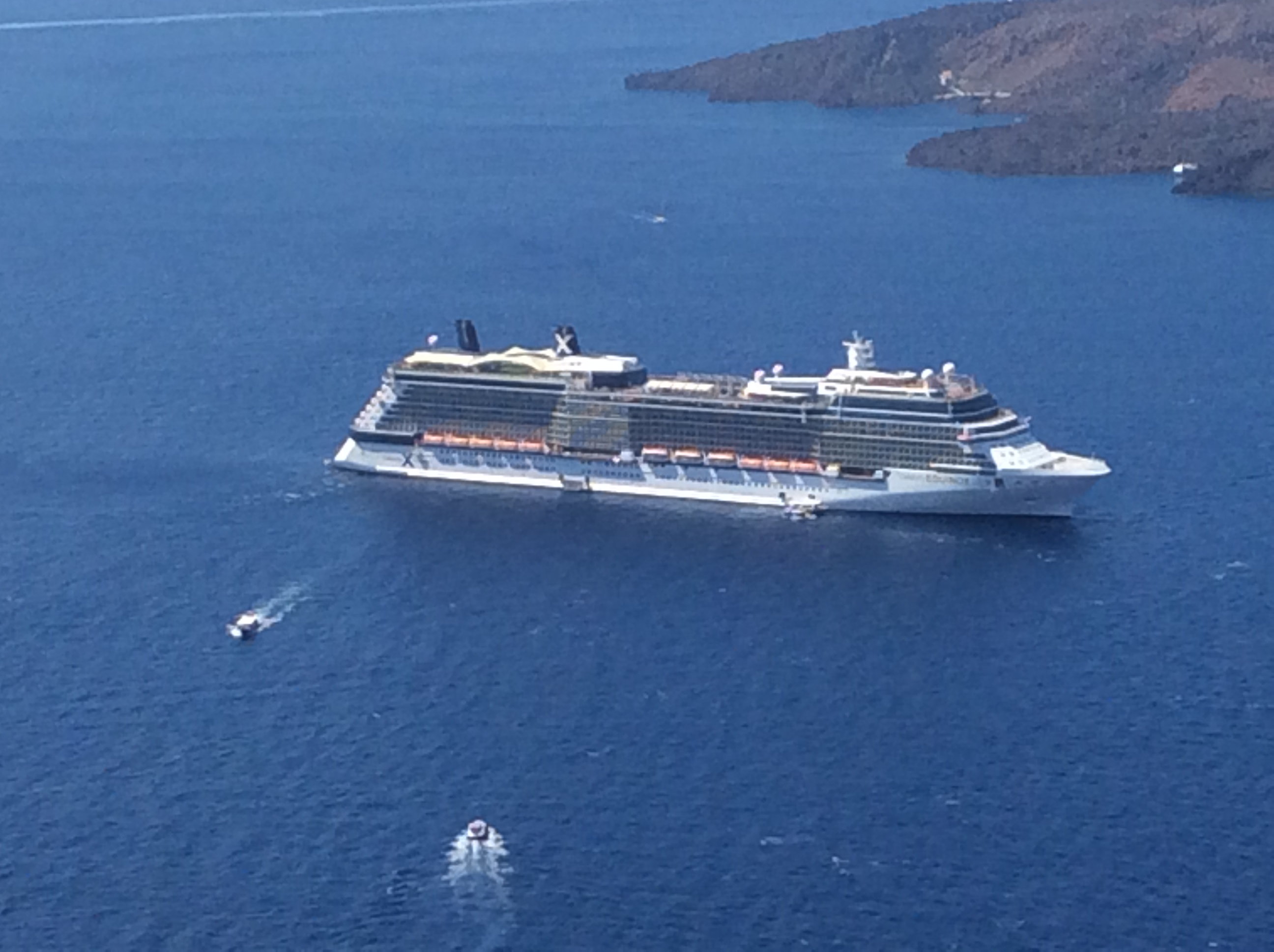 Cruising the Mediterranean with Celebrity